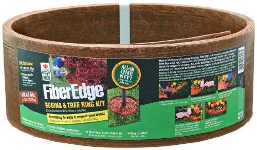 Easy Gardener Fiber Edging Tree Ring Kit - Easy Gardener Edge Border
