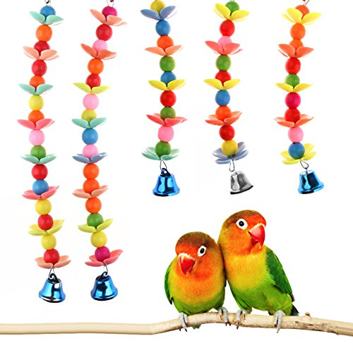 nnda-co-colorful-beads-bird-pet-parrot-parakeet-cockatiel-cage-bell-hanging-chew-toysacrylic-metal1-