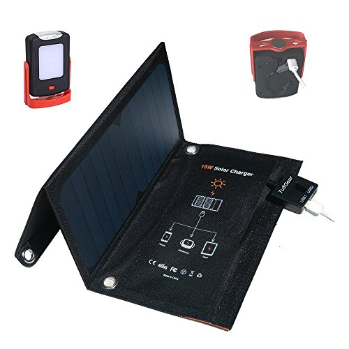 Solar Panel For Hiking - 7