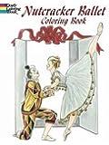 Nutcracker Ballet Coloring Book