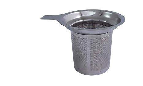 Metaltex - Filtro para Vaso de infusiones, Acero Inoxidable ...
