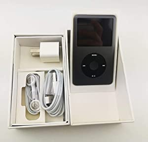 Original Appleipod Compatible for mp3 mp4 Player Apple iPod 1TB (1000 Gigabyte) Classic 7th Gen