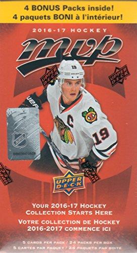 2016 2017 Upper Deck MVP NHL Hockey Series Unopened Blaster Box of...