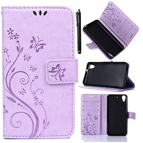 Desire Linkertech Flower Leather Wallet product image