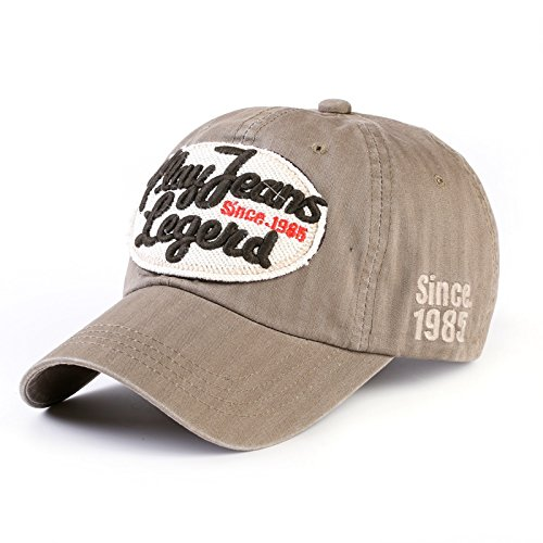 visera chao de la Qiu de gorra gorra versión XBR hip Khaki pesca sombrero coreana calle béisbol Ajustable hombres Chun Los hop Juventud 0xpnnAqZw7