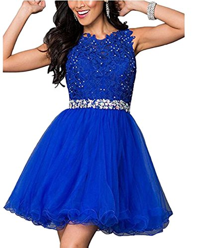 Dress BOwith Dresses Blue Short Homecoming Royal Birthday Cocktail Dress Juniors BZnOwH4Bqp
