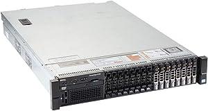 Dell PowerEdge R720 Server / 2X E5-2609 V2 2.5GHz = 8 Cores / 128GB RAM / H710 / 2X 300GB SAS (Renewed)