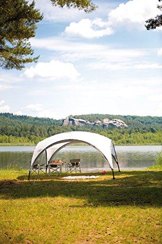 51GpvI8zLeL Coleman Pavillon Event Shelter 3m x 3m, grau/grün, M, 2000019505
