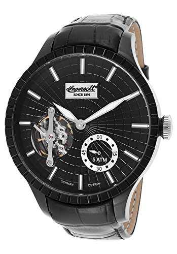 Ingersoll Men's IN7219BBK Minneapolis Watch