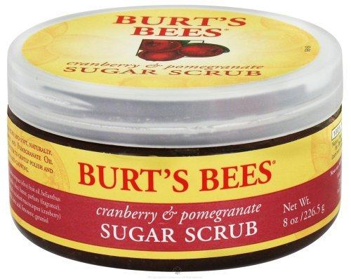 Burt's Bees Body Care Cranberry & Pomegranate Sugar Scrubs 8 oz. (a)