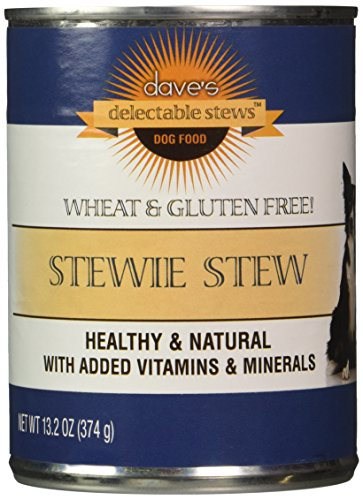 Dave's Pet Food Stewie Stew Food (12 Cans Per Case), 13.2 oz.