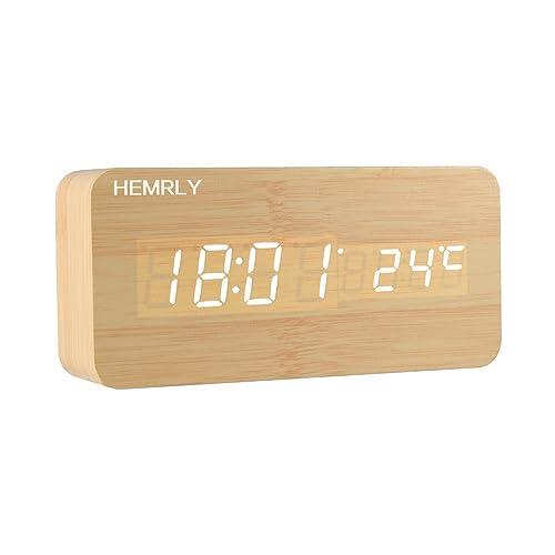 Wood Clock Amazon Co Uk