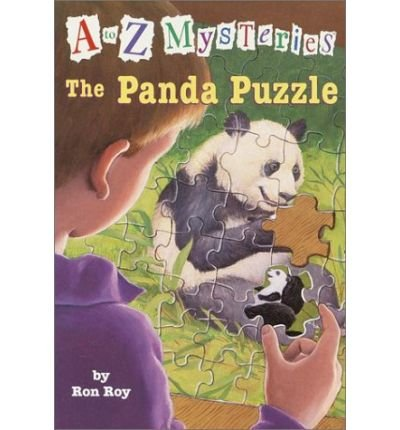 Read Online [ { { A to Z Mysteries: The Panda Puzzle } } ] By Roy, Ron( Author ) on Feb-26-2002 [ Paperback ] ebook