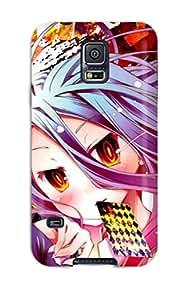 RvSiJZI799YBwcD Case Cover, Fashionable Galaxy S5 Case - No Game No Life