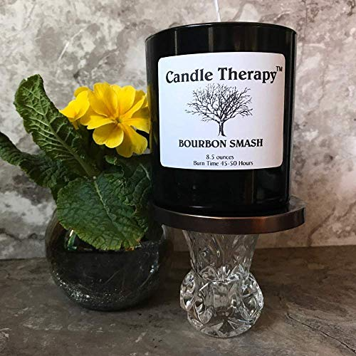 Candle Apple Tarts Caramel - Bourbon Smash Soy Cocktail Scented Candle | Aromatherapy Candle | Luxury Spa Candle | Massage Wax Candle | Housewarming Thank You Gift | Gift Candle