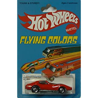 Hot Wheels Flying Colors No. 9241 Corvette Sting Ray