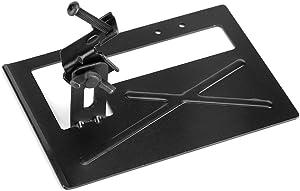 Angle Grinder Bracket - Thickened Steel Angle Grinder Stand Grinder Holder Cutter Cutting Machine Base 2-3cm Adjustable