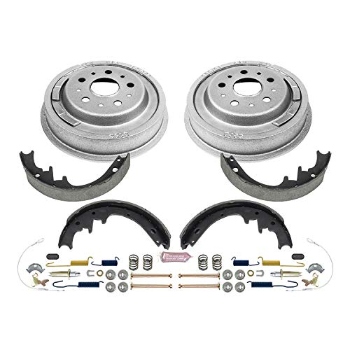 Power Stop Rear KOE15268DK Daily Driver Drum and Shoe Kits
