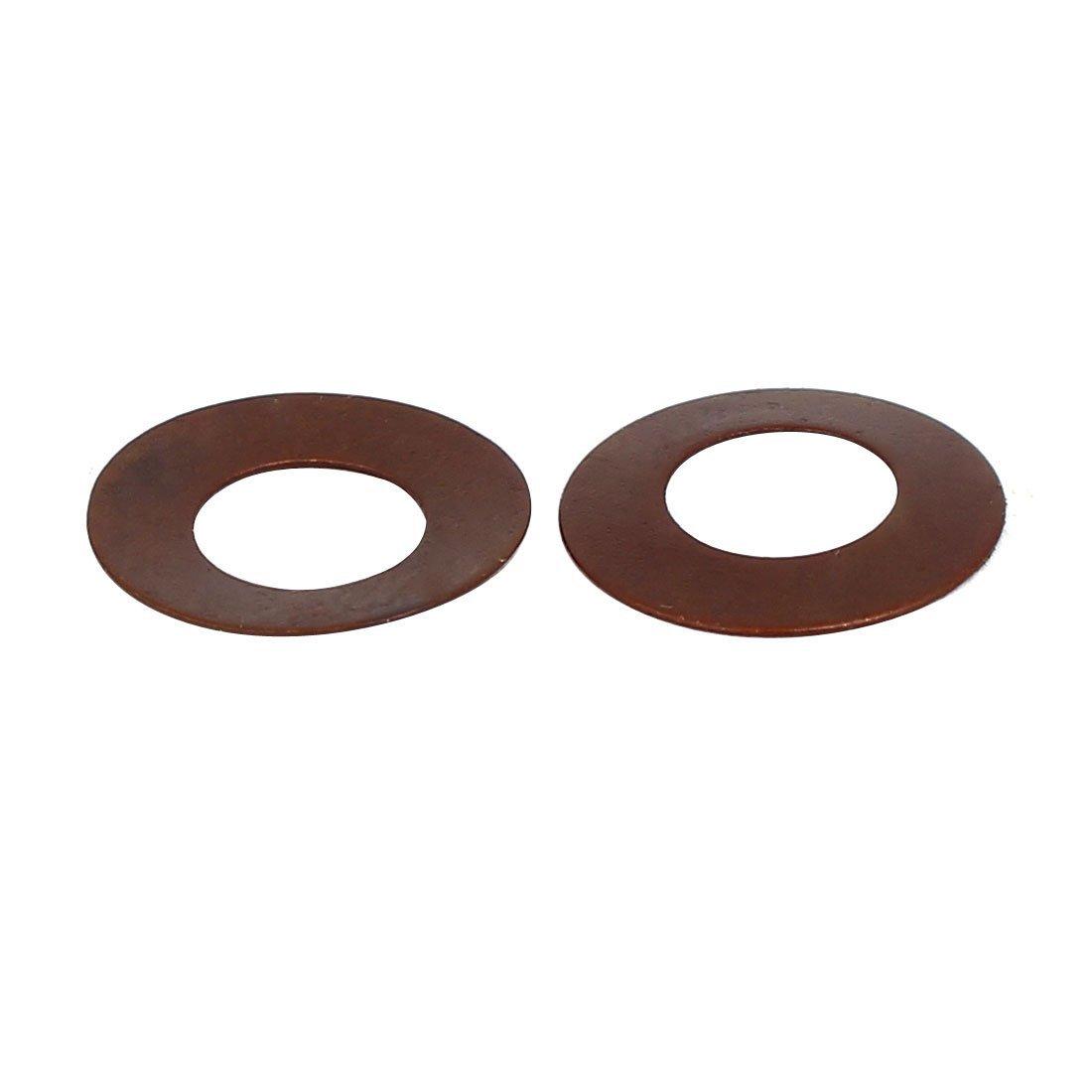 eDealMax 12.5mm Dia ext/érieur 6.2mm int/érieur Dia 0.35mm d/épaisseur Belleville Rondelle 25pcs