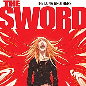 signed GIRLS #4 both THE LUNA BROTHERS ultra sword 1st print iMAGE COMIC BOOK