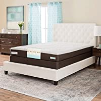 Simmons Beautyrest ComforPedic from Beautyrest 8-inch Full-size Memory Foam Mattress Set