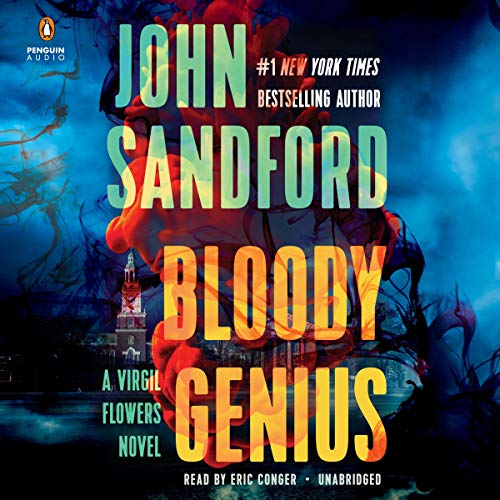 Bloody Genius: A Virgil Flowers Novel, Book 12