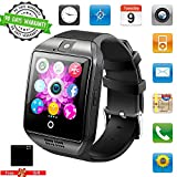 Bluetooth Smart Watch with Camera,Bluetooth Watch for iPhone 6s Plus Unlocked Bluetooth Watch Cell Phone with Sim Card Slot,Smart Wrist Watch,Smartwatch Phone for Android Samsung Men Women Kids Boys Review