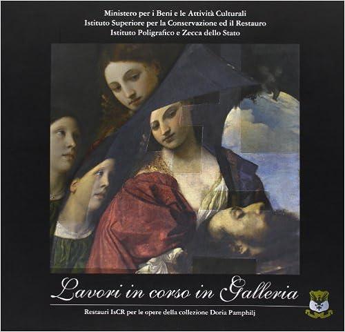 Lavori in corso in galleria. Restauri IsCR per le opere della collezione Doria Pamphilj