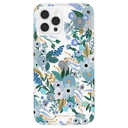 🥇 Rifle Paper Co – Case for iPhone 12 and iPhone 12 Pro