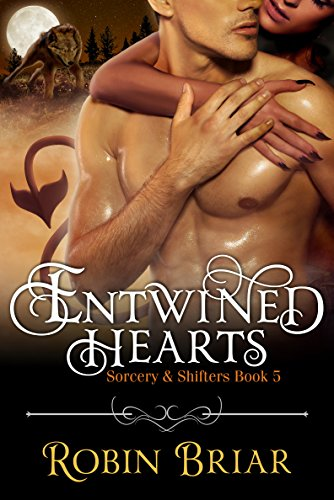 Entwined Hearts (BBW Shifter Romance): Sorcery & Shifters Book 5