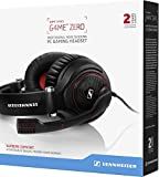 Sennheiser GAME ZERO Gaming Headset- Black