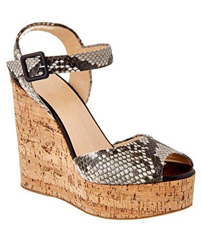 Sandales Serpentine Grand Ciel 1 Des Chaussures Haine Grain GONGFF De De Pente Avec Haute Bois n8n0qaPp