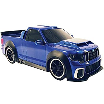 Amazoncom SupedUp Remote Controlled Cobalt Blue Ford F Pick - Suped up
