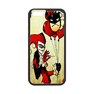 Harley Quinn case generic DIY For iPhone 6 Plus 5.5 Inch MM8R854015