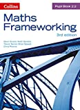 Maths Frameworking - Pupil Book 2. 2, Kevin Evans and Keith Gordon, 0007537751