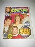 Starlog V 1 # 219 Oct 1995 Calvert Gibb Lloyd Nimoy Deadly Games Waterworld