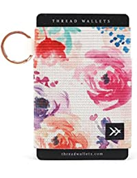 Slim Minimalist Wallet - Front Pocket Credit Card Holder...