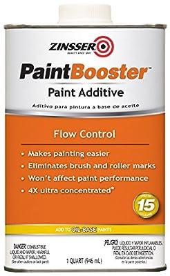 Zinsser 303838 Flow Control Paint Additive