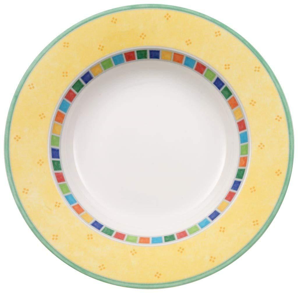 17 cm Villeroy /& Boch Twist Alea Limone Piatto Pane Premium Porcellana,Alea