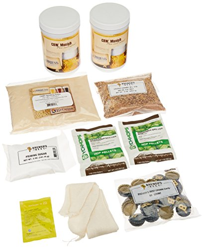 (German Oktoberfest Brewer's Best Home Brewing Ingredient Kit)