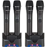 VocoPro UHR3 UHF Wireless Rechargeable Microphone