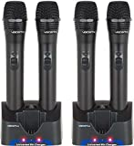 Best VocoPro wireless microphone - VocoPro UHR4 Rechargeable UHF Microphones Review
