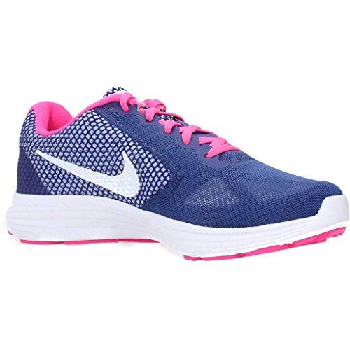 Nike Women's 819303-502 Trail Running Shoes, Berry Purple (Dk Purple Dust/White-pink Blast)