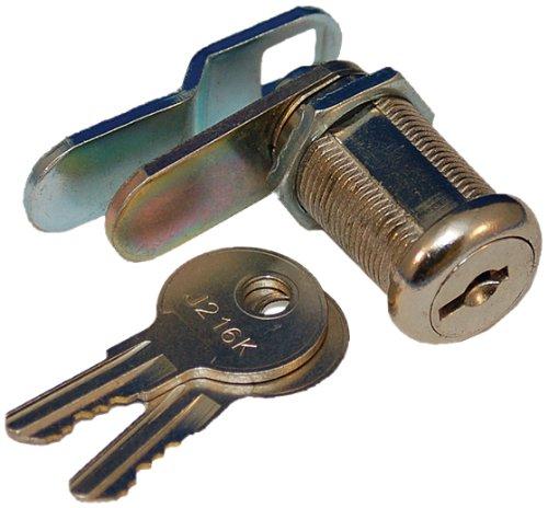 Prime Products 18-3076 1-3/8 Keyed Camlock (Door Baggage Lock)
