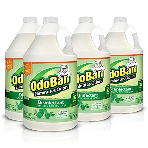 (OdoBan Eucalyptus Odor Eliminator and Disinfectant Multi-Purpose Cleaner Concentrate 4 Gallon)