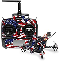 MightySkins Skin for Swagtron SwagDrone 210-UP - Patriot Protective, Durable, and Unique Vinyl Decal wrap cover | Easy To Apply, Remove, and Change Styles | Made in the USA