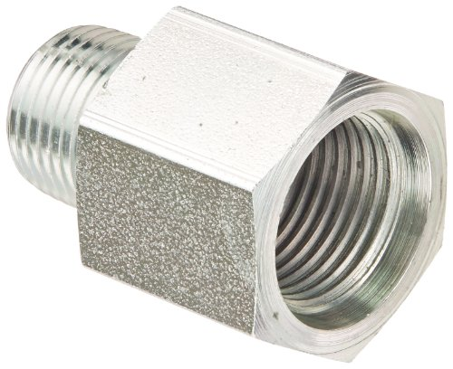 Eaton Weatherhead C3239X8X6 Carbon Steel Fitting, Adapter, 3/8