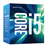 Intel Core i5 6500 3.20 GHz Quad Core Skylake Desktop Processor, Socket LGA 1151, 6MB Cache BX80662I56500