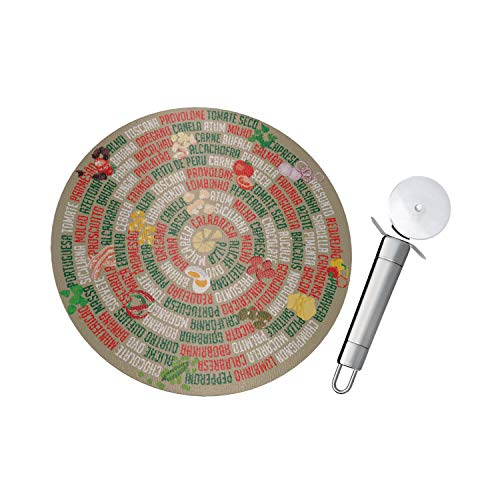 Pizza Tabua Sabores Euro Estampa