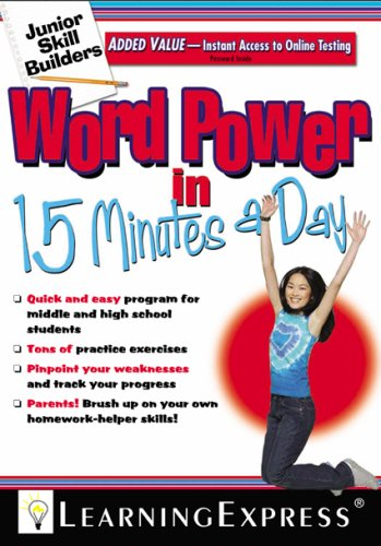 Word Power in 15 Minutes a Day ebook